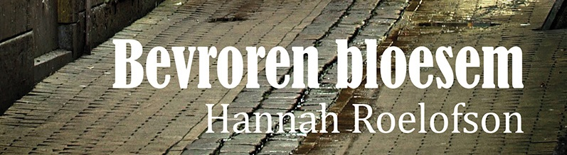 Bevroren bloesem van Hannah Roelofson